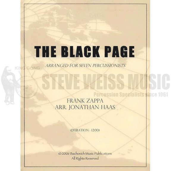 Percussion Ensemble Music   Sheet Music   Steve Weiss Music