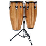 LP Aspire Wood Conga Set with Stand Alternate Picture