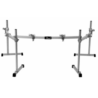 pearl icon rack - 3 sided curved (dr503c)