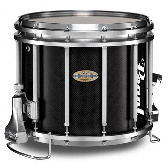Pearl Championship FFX Carbonply Marching Snare Drum