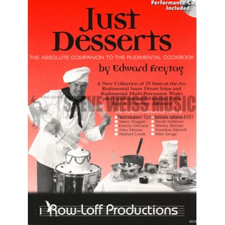 freytag-just desserts (w/cd)