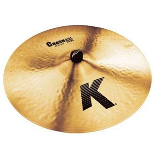 "zildjian 20"" k crash ride cymbal"