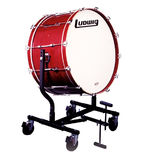ludwig concert bass drum stand - tilting all-terrain