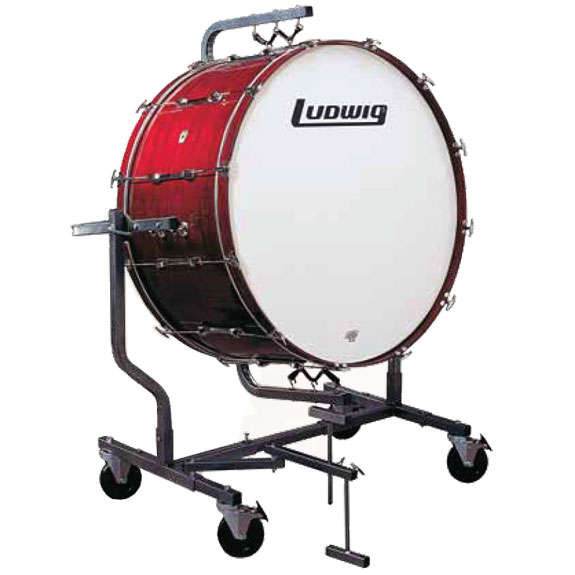 7d7cdeeb4461 Ludwig Concert Bass Drum Stand - Suspended All-Terrain