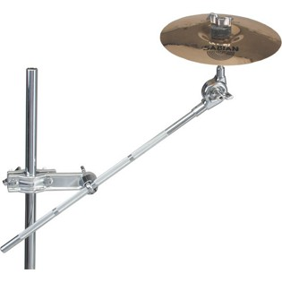 gibraltar grabber cymbal arm with clamp