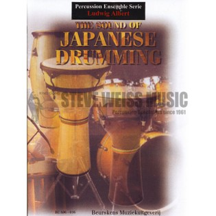 albert-sound of japanese drumming (sp)-p