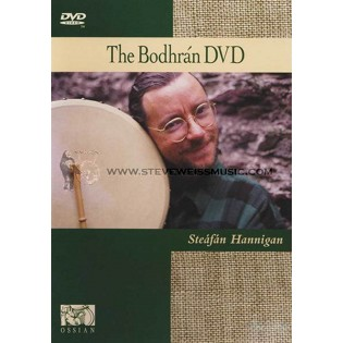 hannigan-the bodhran (dvd)