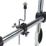 gibraltar rack shock microphone mount