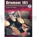 black/houghton-drumset 101 (book with cd)