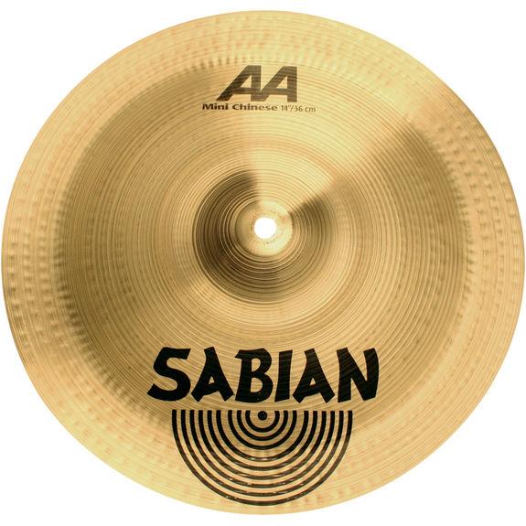 sabian 14 aa mini china cymbal sabian cymbals steve weiss music. Black Bedroom Furniture Sets. Home Design Ideas