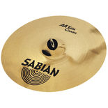 "sabian 16"" aa thin crash cymbal"