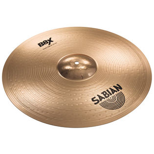 "sabian 18"" b8x crash ride cymbal"