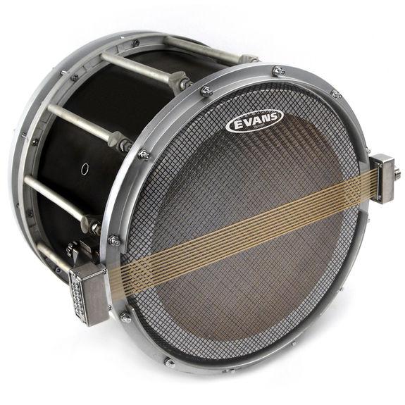 evans hybrid snare side marching drum head evans marching snare drum heads steve weiss music. Black Bedroom Furniture Sets. Home Design Ideas