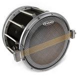 evans hybrid grey marching snare drum head marching snare drum heads steve weiss music. Black Bedroom Furniture Sets. Home Design Ideas