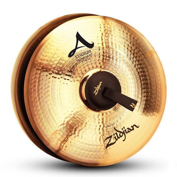 zildjian 19 stadium series med heavy cymbal pair hand cymbals cymbals gongs steve weiss. Black Bedroom Furniture Sets. Home Design Ideas