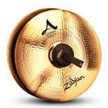 "zildjian 19"" stadium series med-heavy cymbal pair"