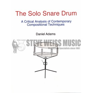 adams-solo snare drum, the