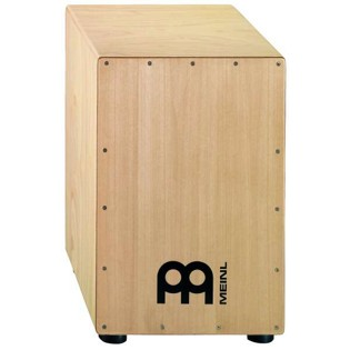 meinl rubber wood headliner series cajon
