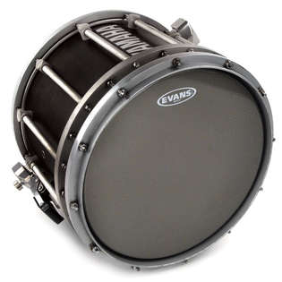Kevlar Drum Head Snare : evans hybrid grey marching snare drum head marching snare drum heads steve weiss music ~ Russianpoet.info Haus und Dekorationen