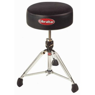 gibraltar 9608sft softy drum throne
