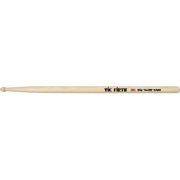 Vic Firth Signature Nicko McBrain Wood Tip Drumsticks