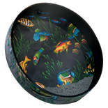 remo ocean drum - fish graphics