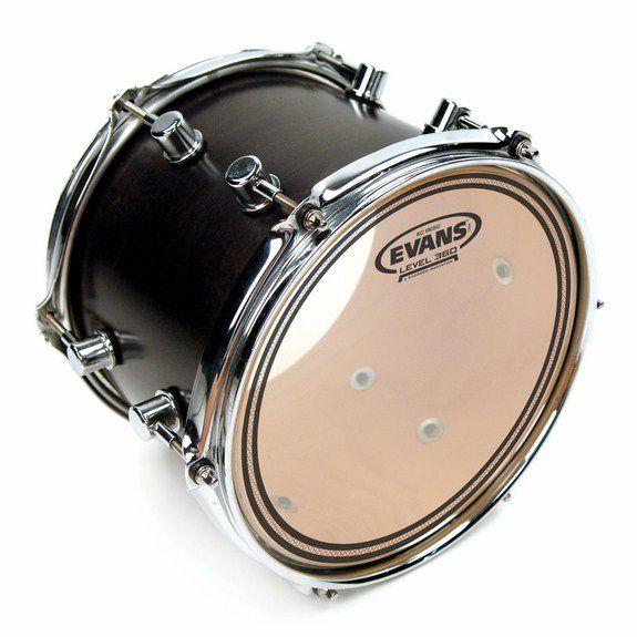 evans ec resonant drum head snare drum heads tom heads steve weiss music. Black Bedroom Furniture Sets. Home Design Ideas