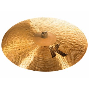 "zildjian 22"" k custom high definition ride cymbal"
