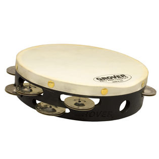 "grover 08"" double row tambourine - t2/gs8"