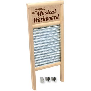 authentic musical washboard