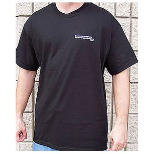 innovative percussion black t-shirt