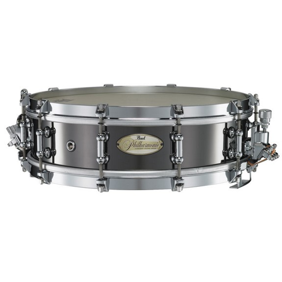 pearl phb1440 brass philharmonic snare drum pearl snare drums concert snare drums steve. Black Bedroom Furniture Sets. Home Design Ideas