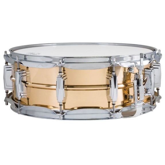 ludwig bronze supraphonic snare drum 14x5 metal snare drums snare drums steve weiss music. Black Bedroom Furniture Sets. Home Design Ideas