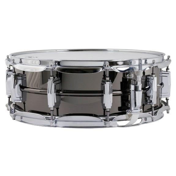ludwig black beauty supraphonic snare drum 14x5 metal snare drums snare drums steve. Black Bedroom Furniture Sets. Home Design Ideas