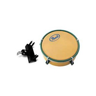 pearl percussion tamborim with quick draw mount