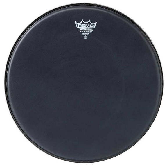 remo black suede emperor drum heads snare drum heads tom heads drum set drum heads steve. Black Bedroom Furniture Sets. Home Design Ideas