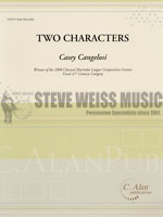 cangelosi-two characters-m