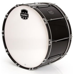 mapex quantum mark ii marching bass drum