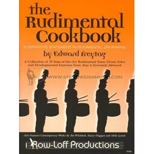 freytag-rudimental cookbook (audio access included)