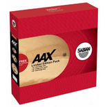 sabian aax limited edition cymbal pack