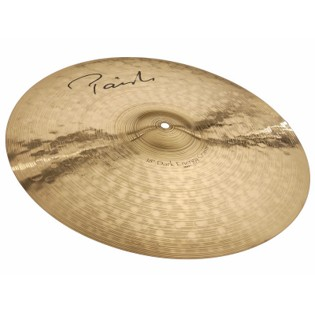 "paiste 16"" new signature dark energy mk i crash cymbal"