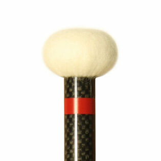 black swamp carbon fiber cf1 hard timpani mallets
