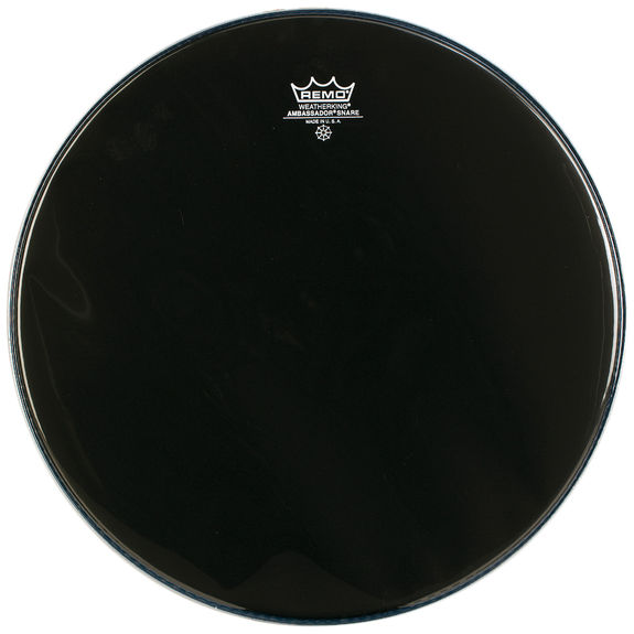 Remo Drum Heads Snare : remo ebony snare side marching drum head marching snare drum heads marching drum heads ~ Vivirlamusica.com Haus und Dekorationen