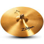 "zildjian 17"" a medium thin crash cymbal"