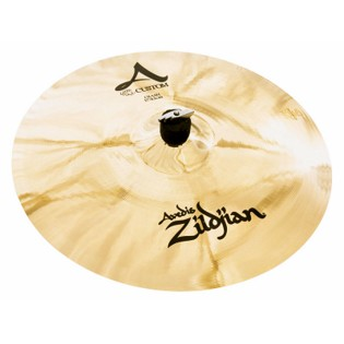 "zildjian 17"" a custom crash cymbal"