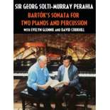 glennie/corkhill-bartok sonata for two pianos/perc (dvd)