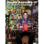 badrena-all that percussion! (dvd)