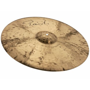 "paiste 21"" new signature dark energy mk ii ride cymbal"