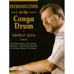 spiro-introduction to the conga drum (dvd)