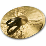 "sabian 19"" artisan traditional symphonic medium light cymbals"